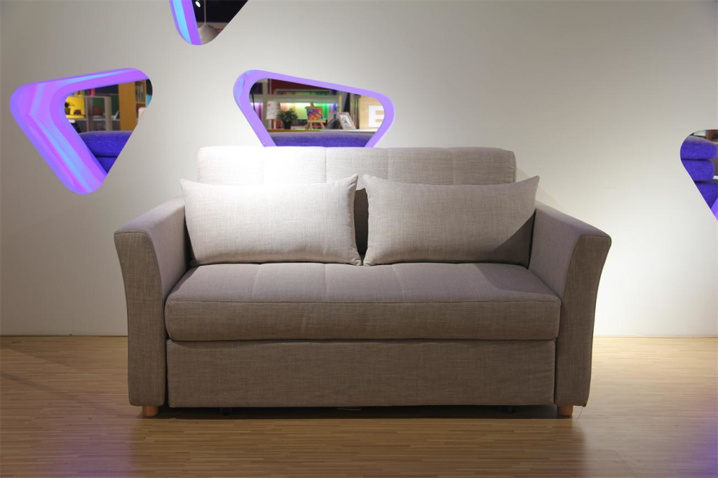 Home / Fabric Sofa Beds / Zoe pull out sofa bed